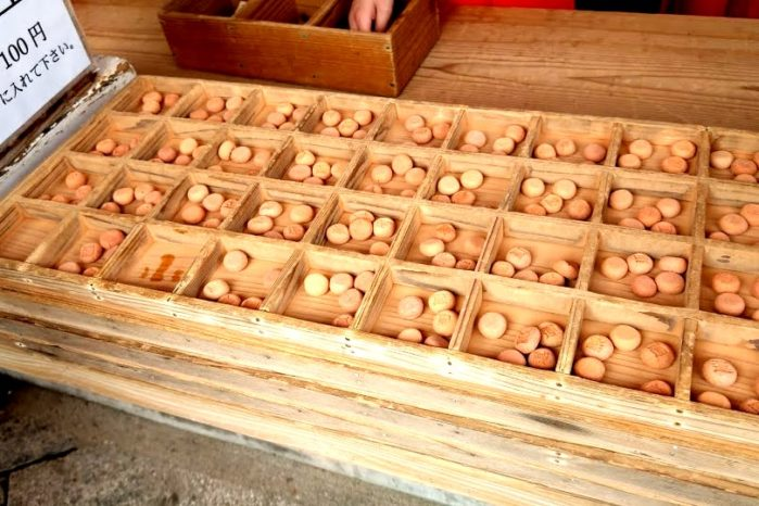 鵜戸神宮の運玉